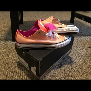 Converse for girls/women in box, BRAND NEW!